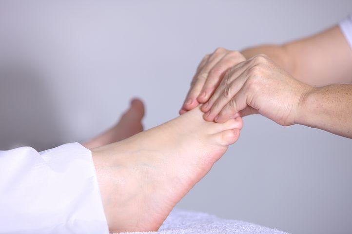 Les bienfaits d'un massage des pieds