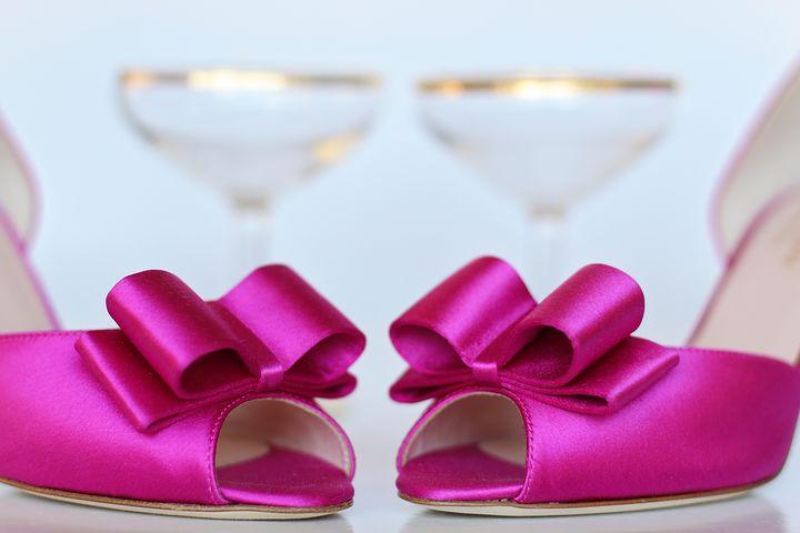 L'élégance des chaussures à talons