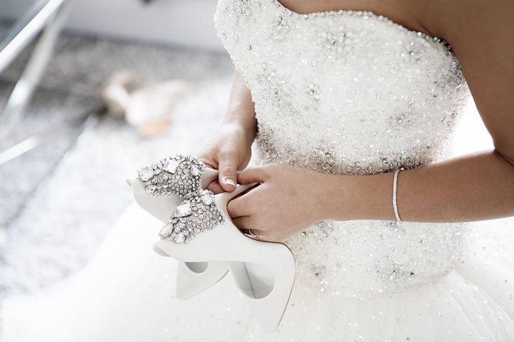 Les robes de mariée tendances